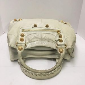 authentic BALENCIAGA Giant City Brief Bag $2400